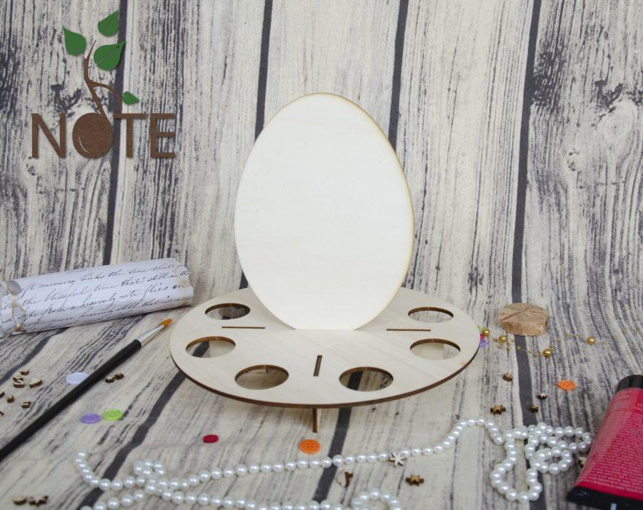Blank suport pentru oua