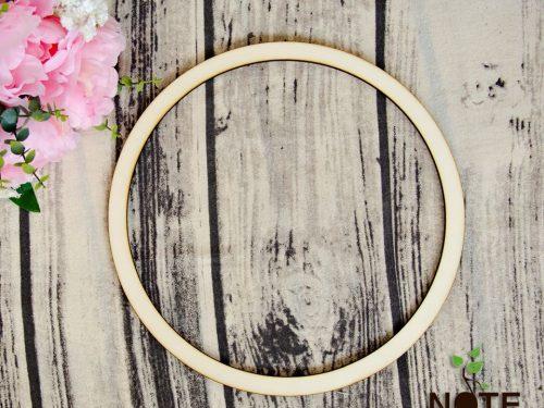 blank baza cerc din lemn