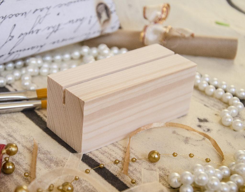 blank place card lemn