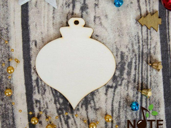 Glob atipic ornament de brad pentru Craciun