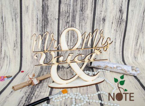 blank decoratiune cu suport pentru nunta