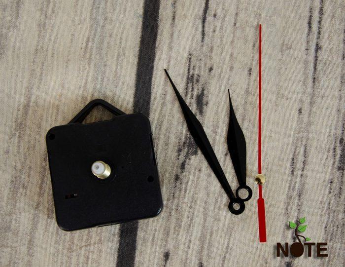 mecanism ceas handmade NC02 repere drepte