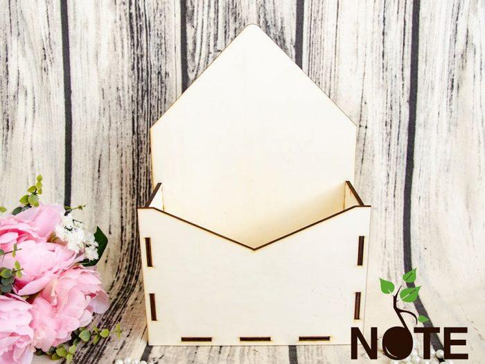 blank cutie plic pentru aranjamente