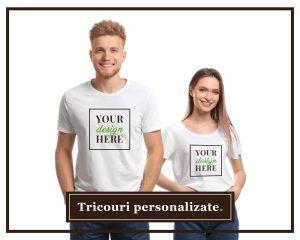 tricouri personalizate note concept