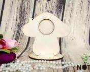 blank rama foto ciuperca