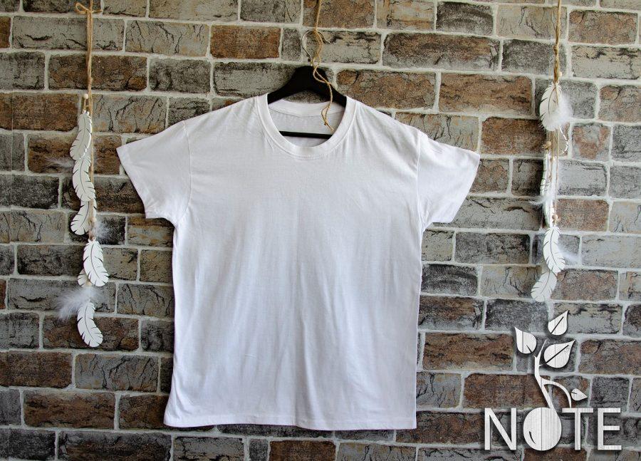 tricou alb simplu barbat