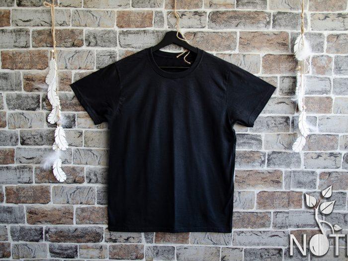 tricou simplu barbat culoare negru