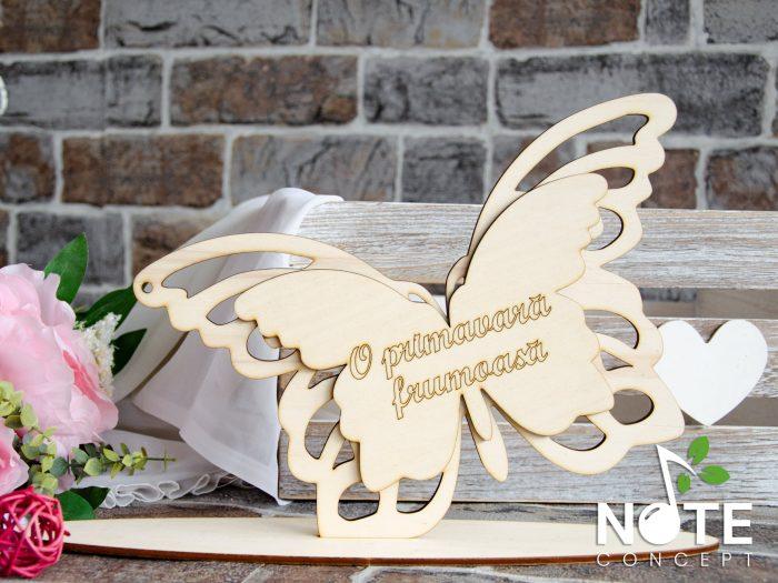Blank fluture pentru aranjamente florale